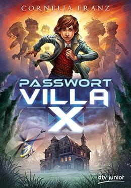 Cornelia-Franz_Passwort-Villa-X